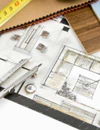 Freelance Interior Design Designs