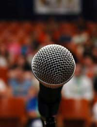 Freelance Public Speaking Coach